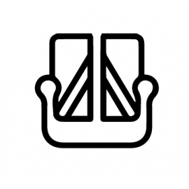 Dufour logo 5 cm