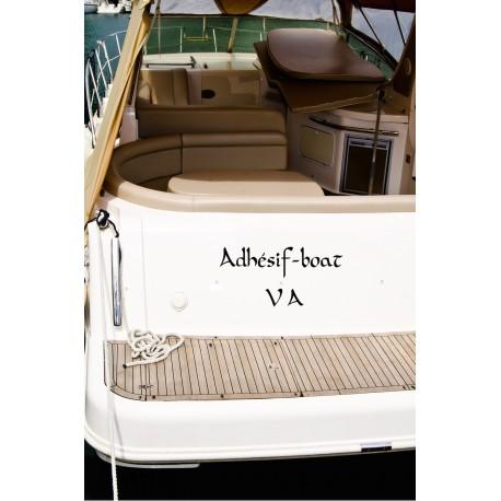 Nom de bateau