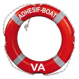 Nom de bateau sur bouée