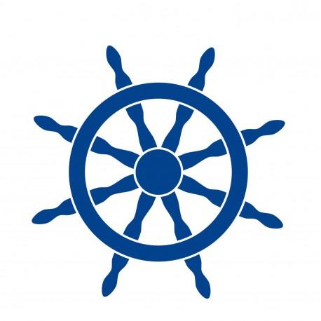 Barre de roue adhesif boat - Housse de barre a roue ...