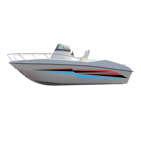 Marquage immatriculation bateau