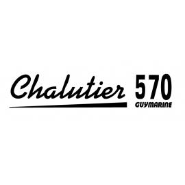 Guymarine chalutier 570
