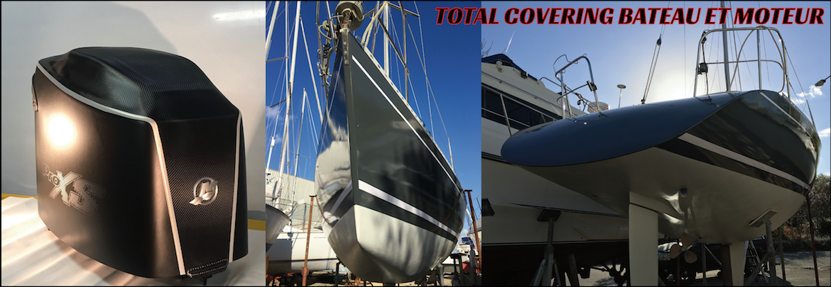 Total covering