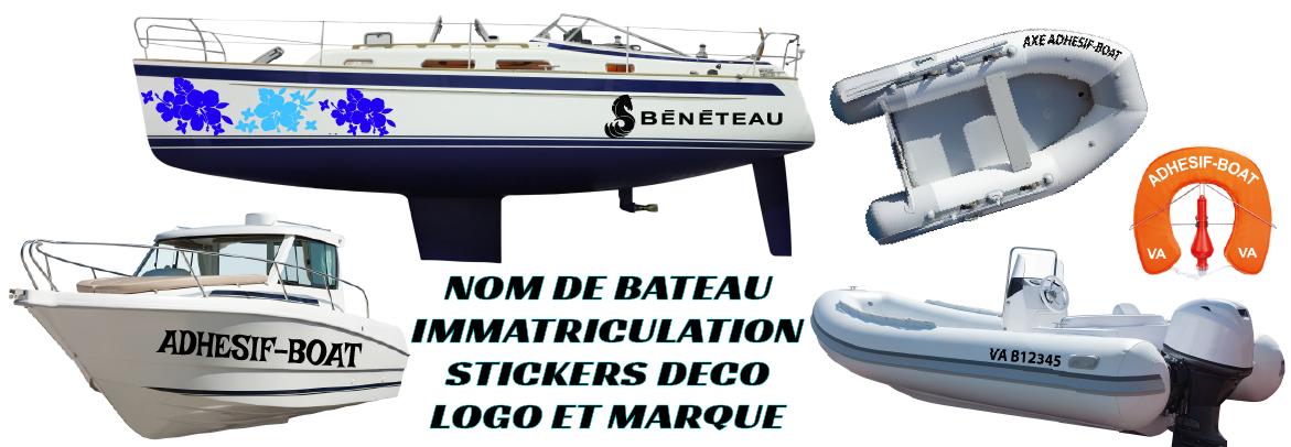 grand choix d 39 autocollants pour bateaux sur adh sif boat adhesif boat. Black Bedroom Furniture Sets. Home Design Ideas